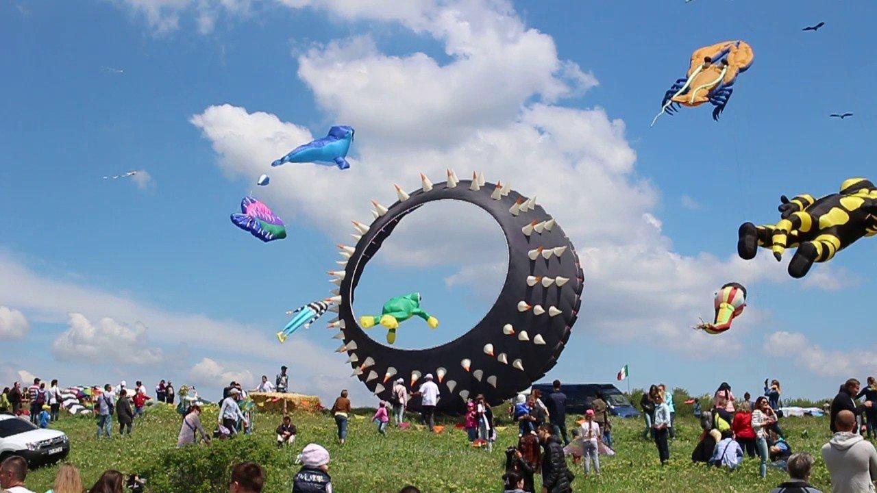 Летающие животные и рыбы: как на Николаевщине будет проходить фестиваль воздушных змеев , фото-2