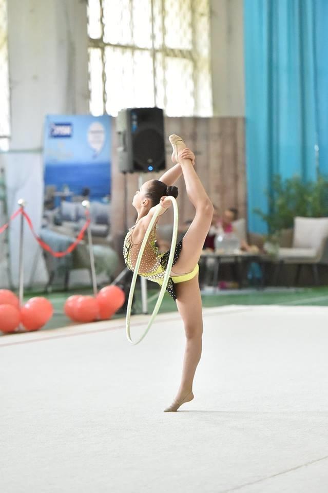 Маленькие Николаевские гимнастки привезли домой уйму медалей со Всеукраинского турнира, - ФОТО, фото-3