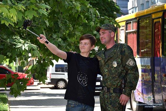 14 Николаевских полицейских отправились на Донбасс поддерживать общественный порядок, - ФОТО , фото-1