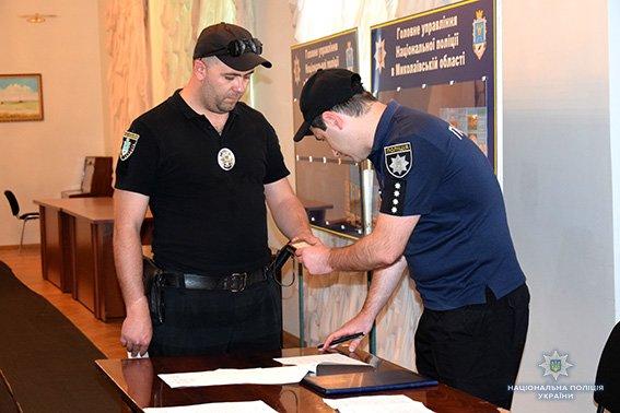 14 Николаевских полицейских отправились на Донбасс поддерживать общественный порядок, - ФОТО , фото-2