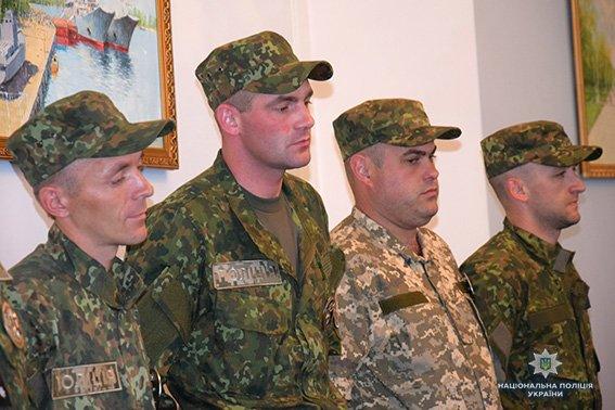 14 Николаевских полицейских отправились на Донбасс поддерживать общественный порядок, - ФОТО , фото-3