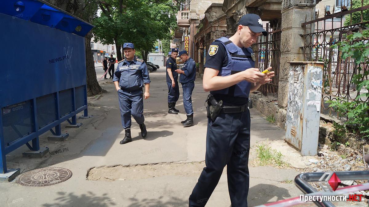 В центре Николаева полиция оцепила целый квартал из-за подозрительной коробки, - ФОТО, фото-5