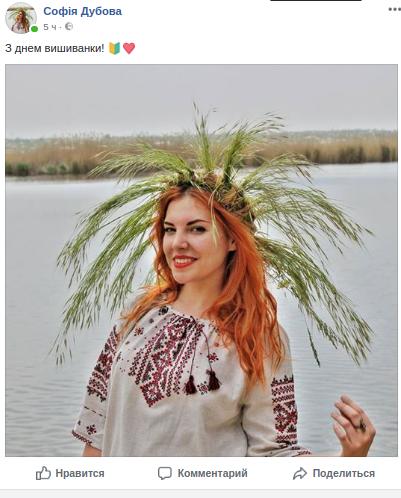 Поддержи традицию! В соцсетях показали, как Николаев отмечает День вышиванки, - ФОТО, фото-2