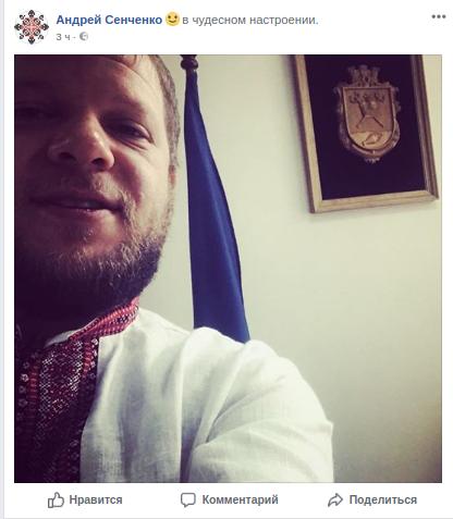 Поддержи традицию! В соцсетях показали, как Николаев отмечает День вышиванки, - ФОТО, фото-5