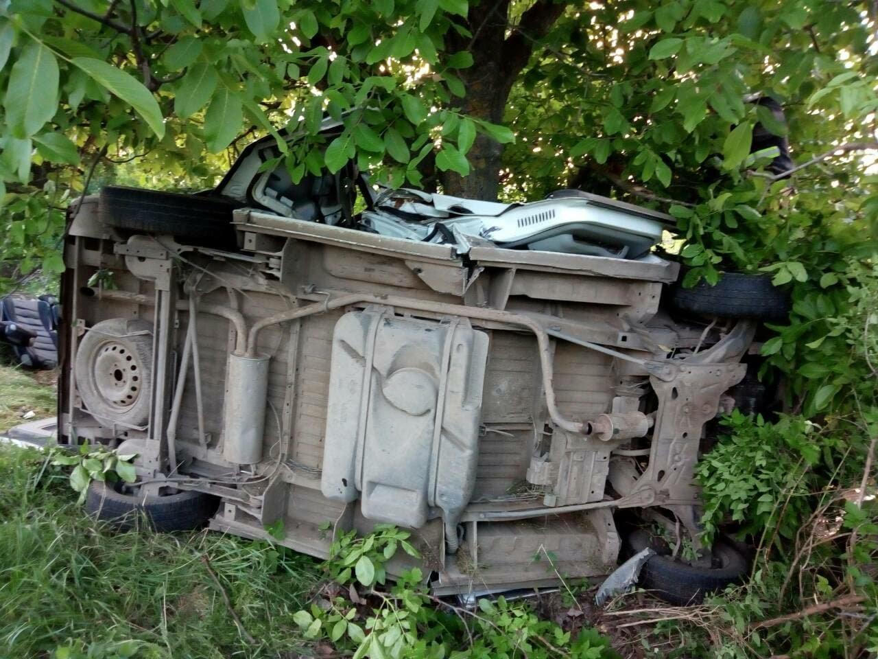 5 человек погибло, 3 находятся в больнице: в Николаевской области случилось страшное ДТП, - ФОТО, фото-1