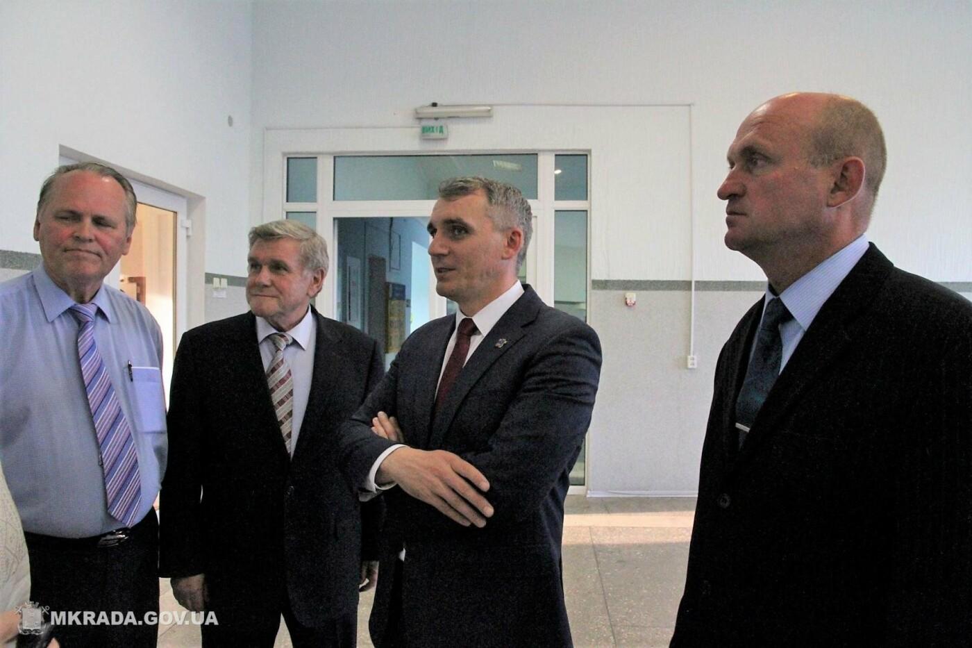 В Николаеве представили нового руководителя департамента соцзащиты, фото-1