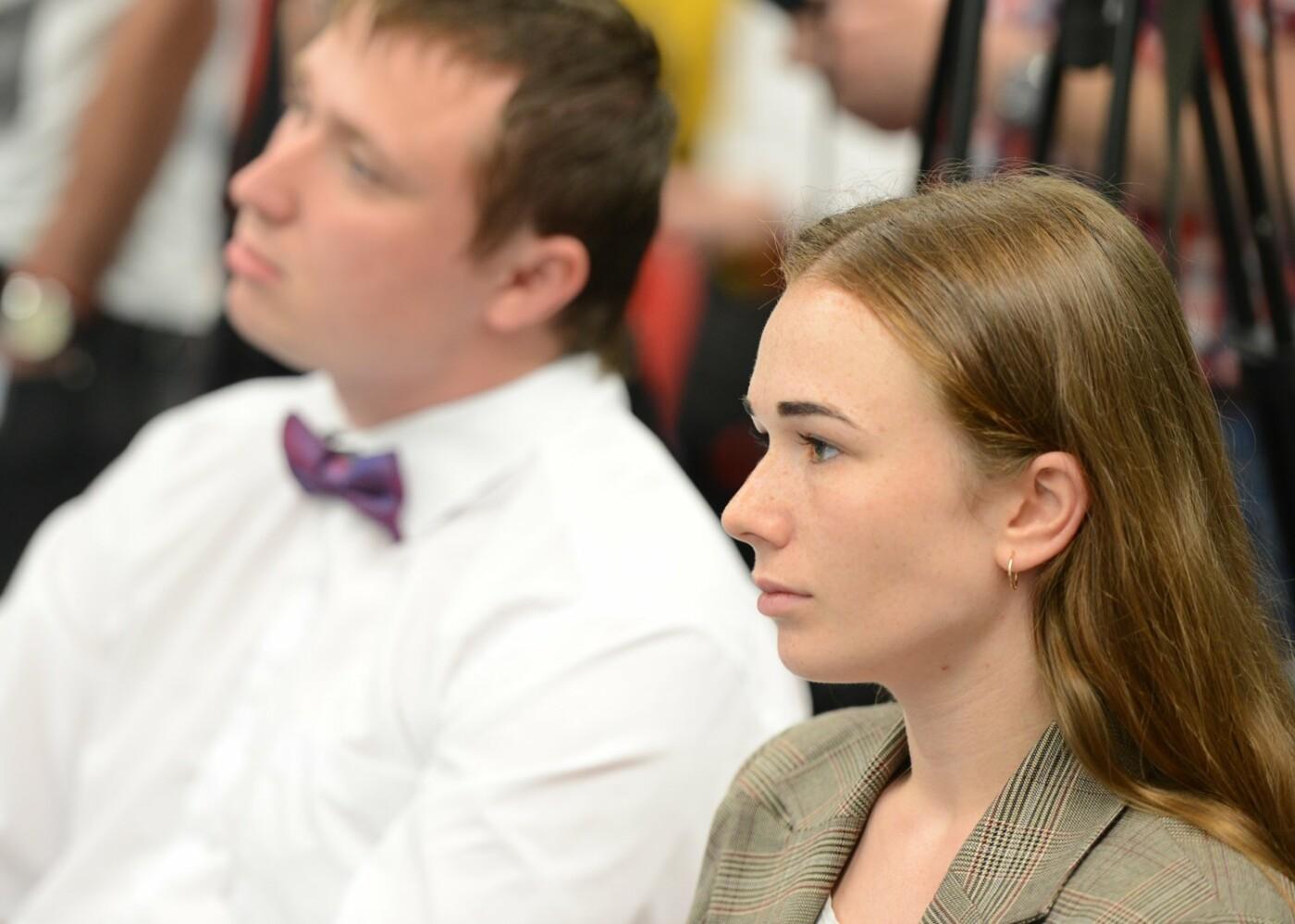 Студенты-железнодорожники Николаева выиграли поездку на престижный форум в Европу , фото-2