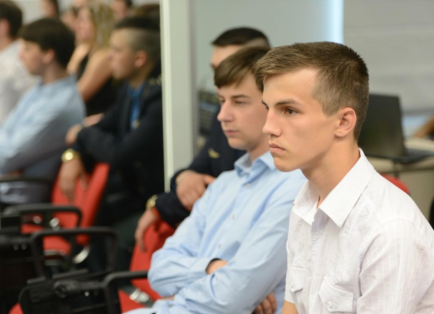 Студенты-железнодорожники Николаева выиграли поездку на престижный форум в Европу , фото-3
