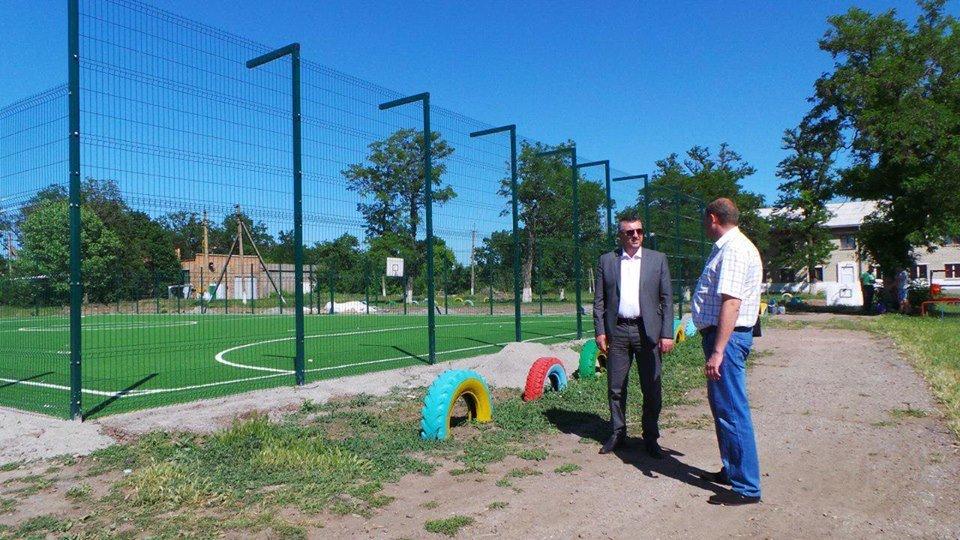 """В Николаевской области за год должно """"вырасти"""" 14 футбольных полей, - ФОТО, фото-3"""