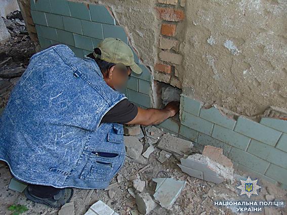 На Николаевщине нашли тайник с боеприпасами, - ФОТО , фото-3