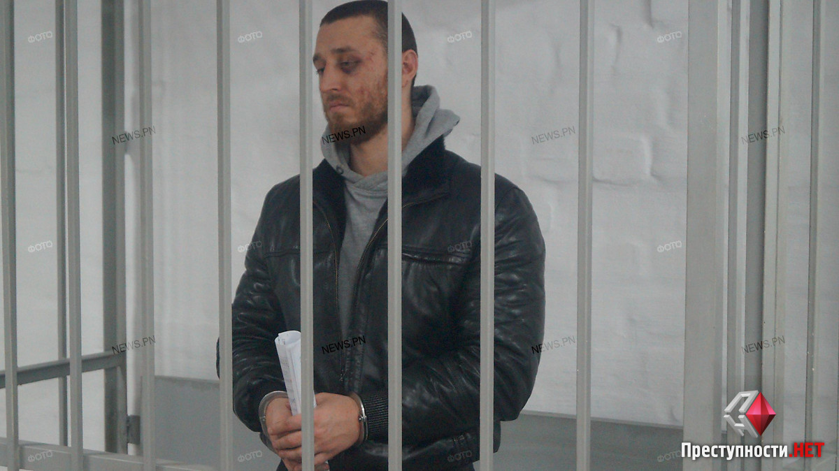 Рецидивиста, изрезавшего николаевского спортсмена, отпустили из под стражи, фото-1