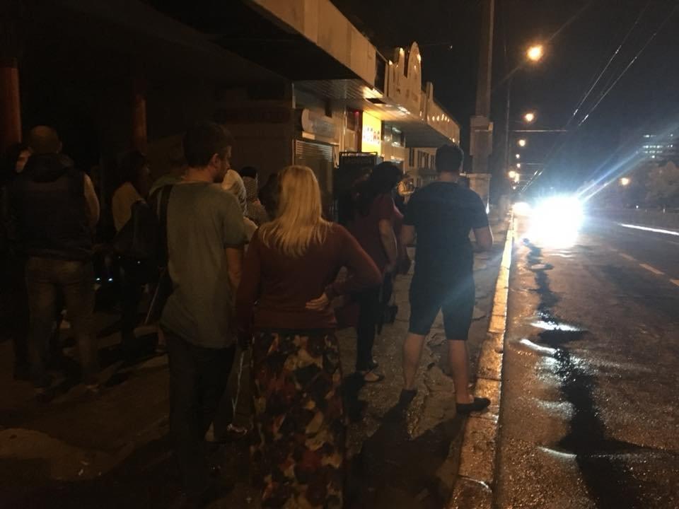 Мэр раскритиковал управление транспорта за то, что многие николаевцы не могли добраться домой после концерта ко Дню ВМС Украины, фото-1