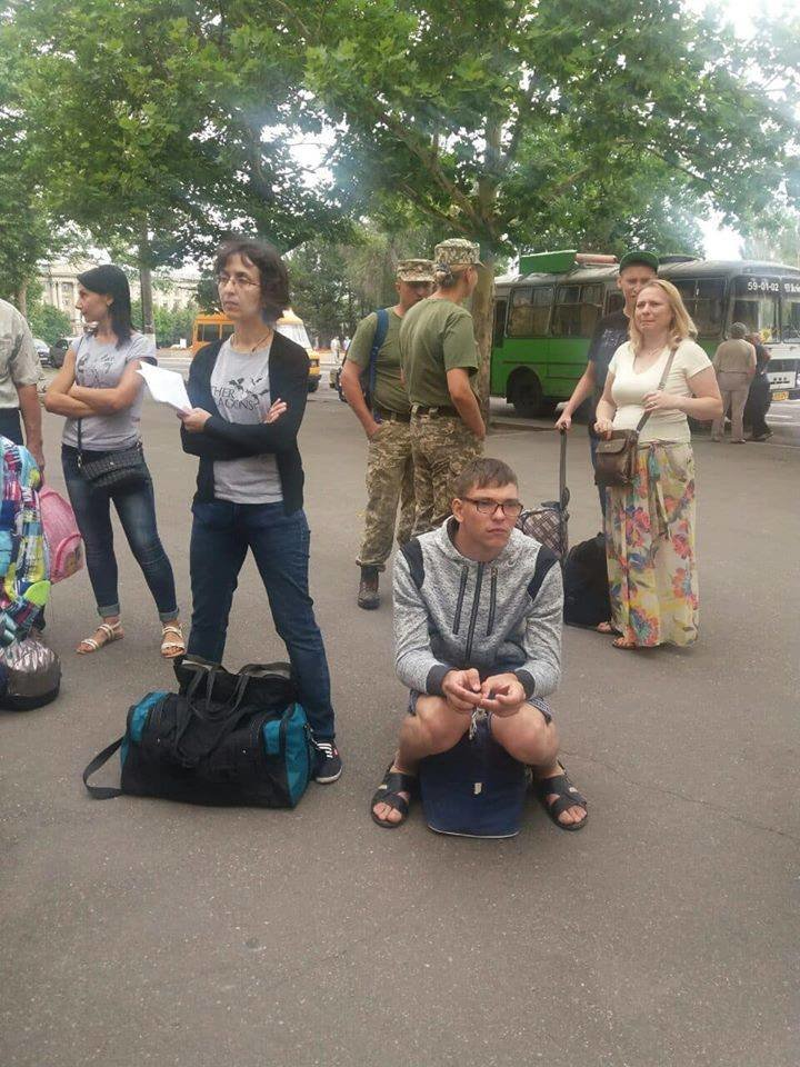 Николаевские дети-льготники бесплатно отправились на оздоровление, - ФОТО , фото-4
