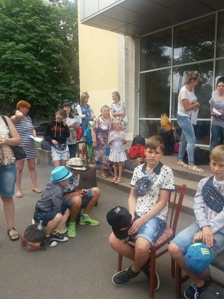 Николаевские дети-льготники бесплатно отправились на оздоровление, - ФОТО , фото-2