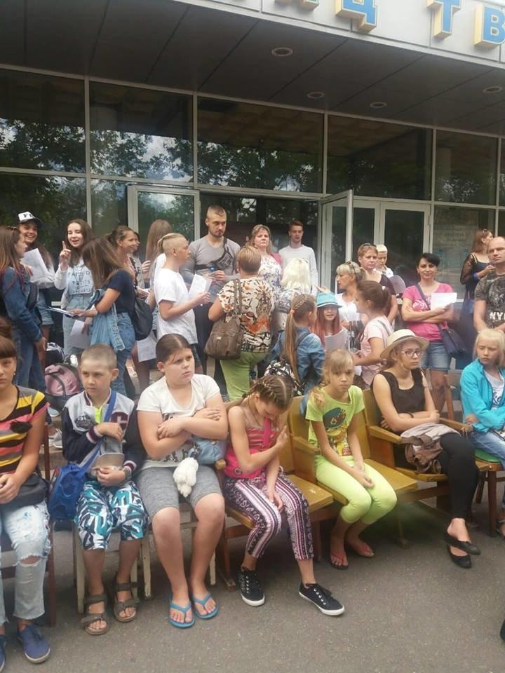 Николаевские дети-льготники бесплатно отправились на оздоровление, - ФОТО , фото-1