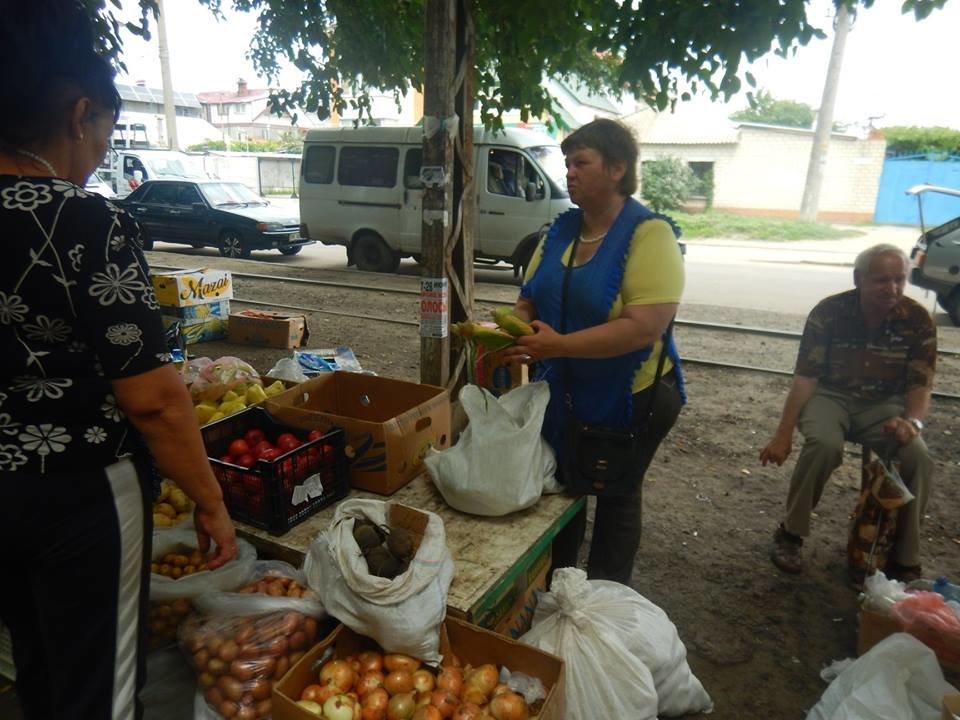 В Николаеве опять борются со стихийными рынками, -ФОТО, фото-4