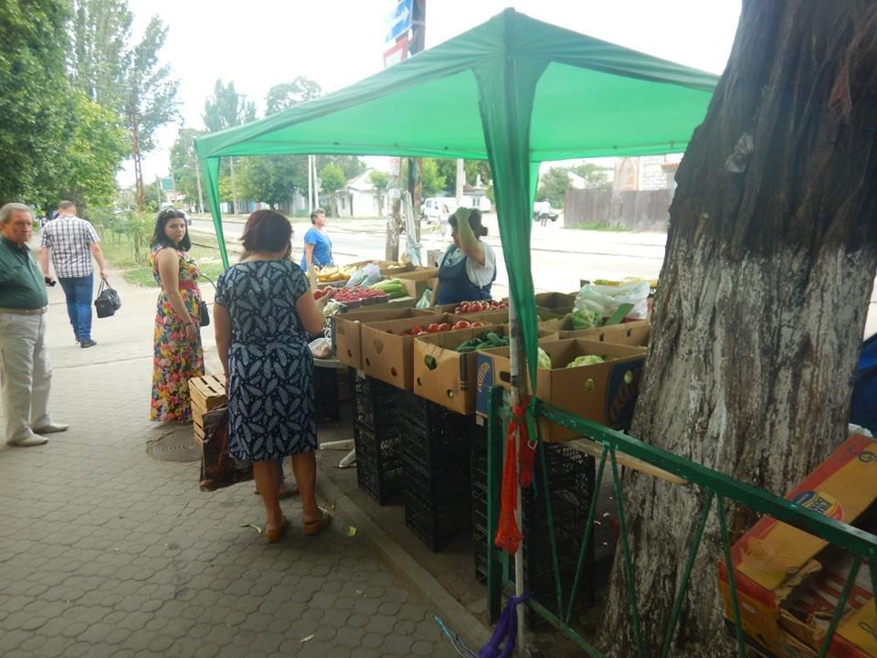 В Николаеве опять борются со стихийными рынками, -ФОТО, фото-2