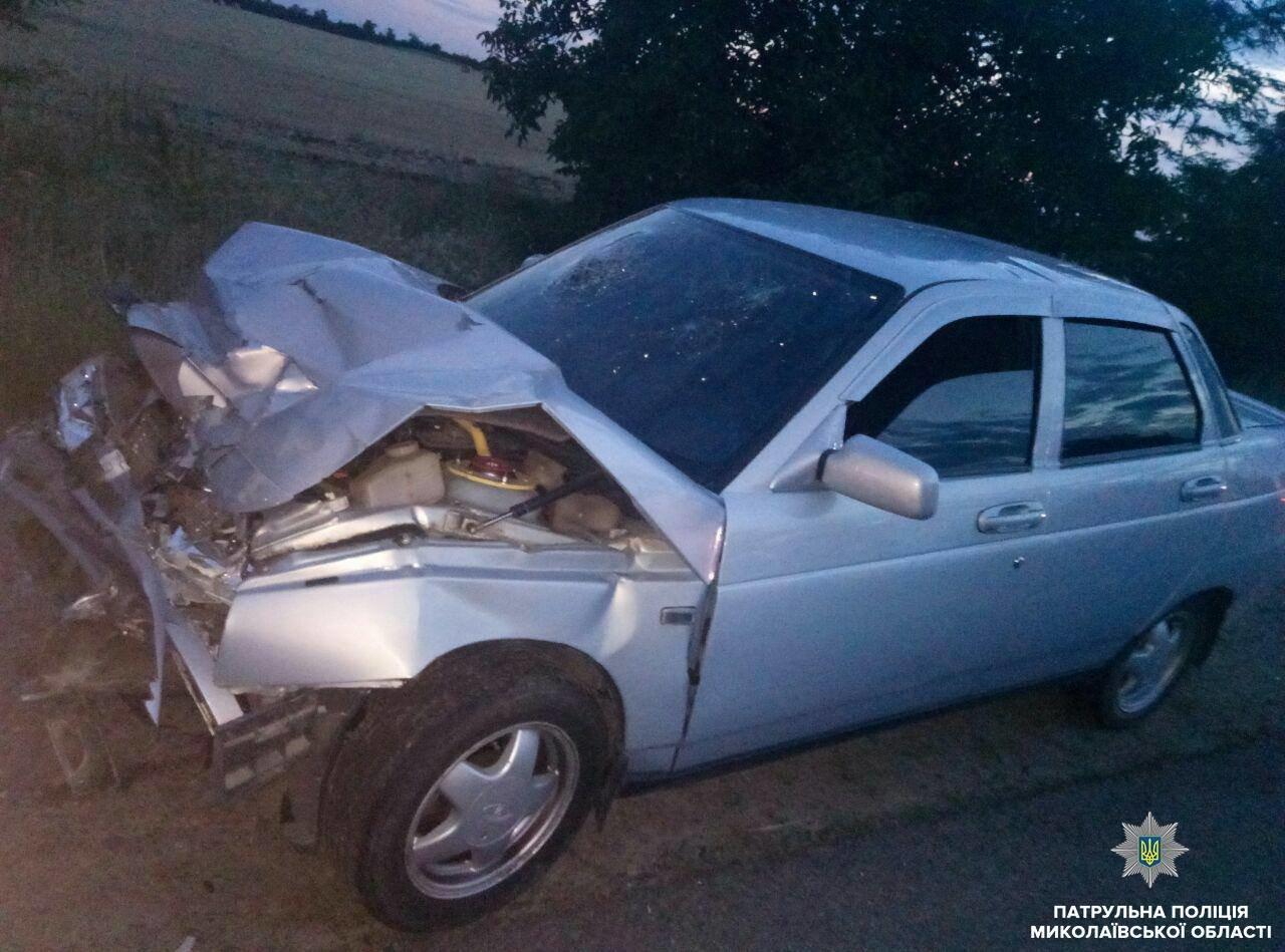 На Николаевщине из-за превышения скорости произошло ДТП, - ФОТО, фото-3