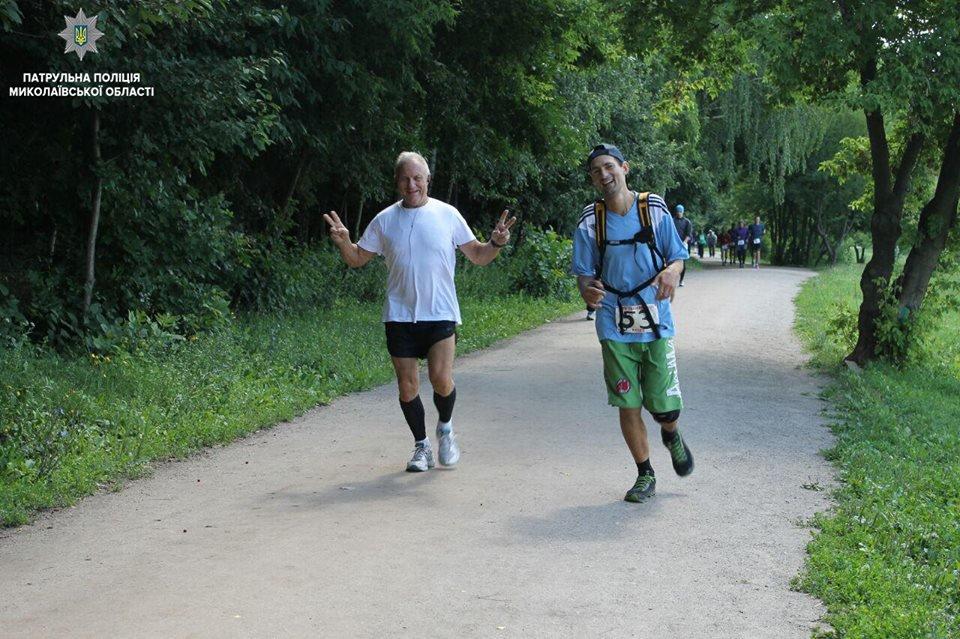 Николаевский патрульный пробежал 24 часа на чемпионате Украины, - ФОТО, фото-4