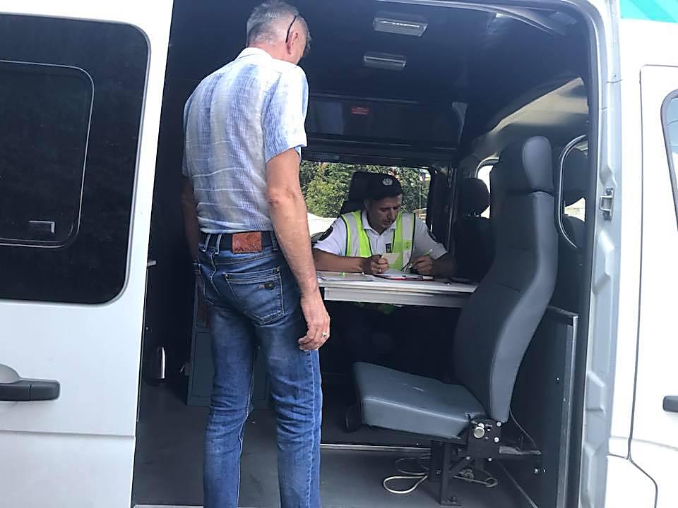 На Николаевщине пассажиры поссорились с инспекторами УТБ, которые проверяли транспорт, - ФОТО, фото-3