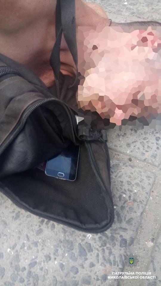 В Николаеве задержали двоих мужчин, обворовавших малолетних детей, - ФОТО, фото-2