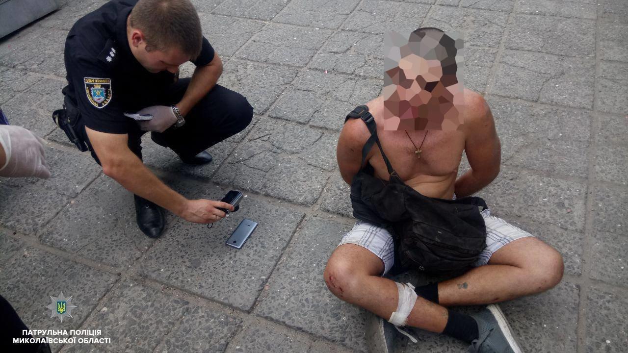 В Николаеве задержали двоих мужчин, обворовавших малолетних детей, - ФОТО, фото-3