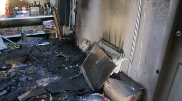 На Николаевщине горел магазин, - ФОТО, фото-2