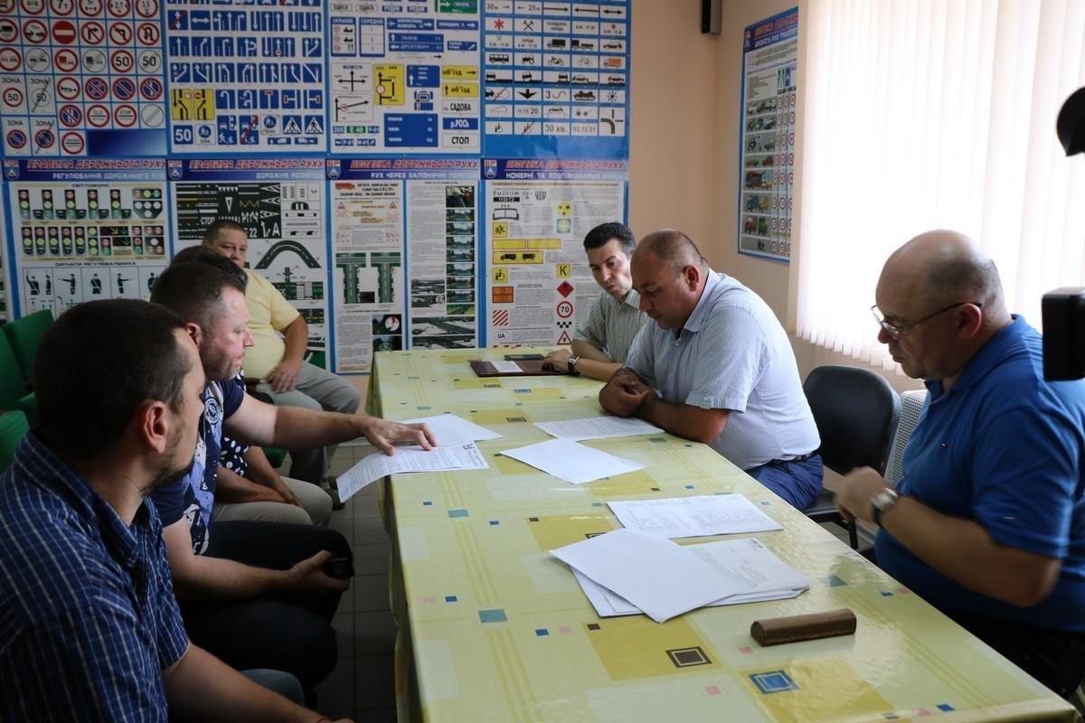 В Николаеве прошла проверка перевозчика, водители которого уже 9 раз за год попадали в ДТП, - ФОТО, фото-6