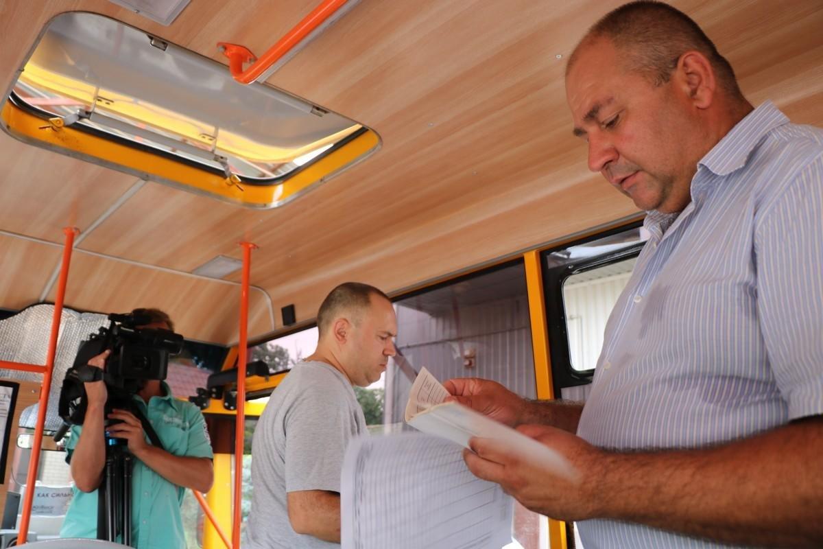 В Николаеве прошла проверка перевозчика, водители которого уже 9 раз за год попадали в ДТП, - ФОТО, фото-4