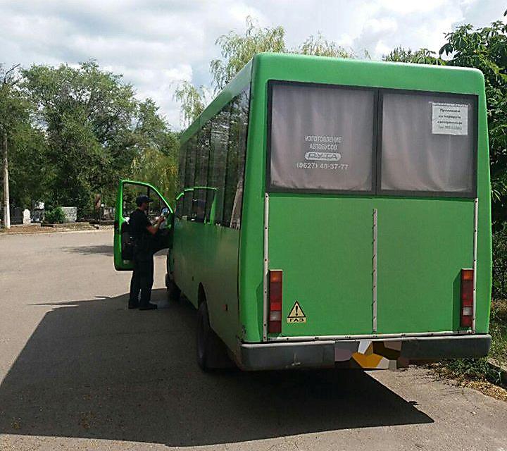 В Николаеве проверили маршрутки - нашли 29 нарушений, - ФОТО, фото-1