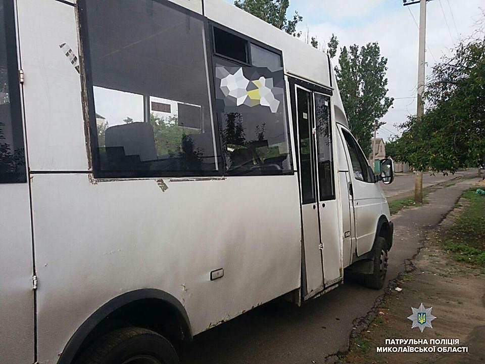 В Николаеве проверили маршрутки - нашли 29 нарушений, - ФОТО, фото-2