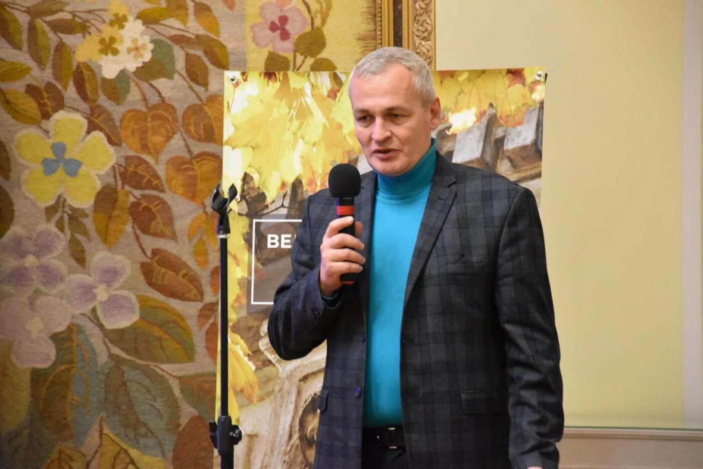 Главный архитектор Николаева Андрей Цымбал