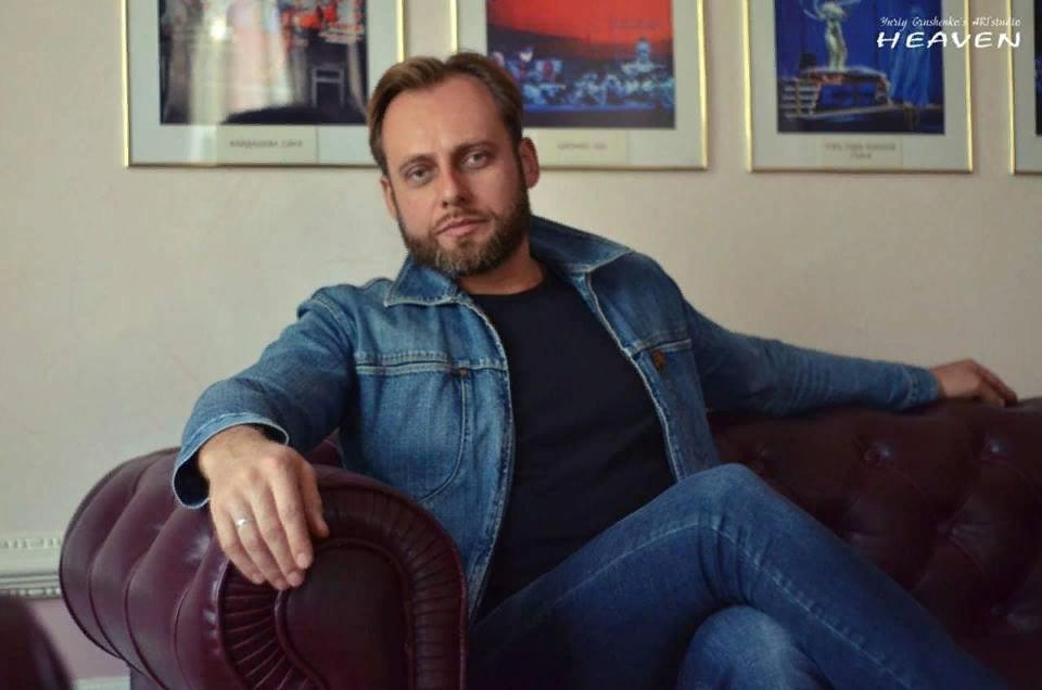 режиссер Евгений Олейник