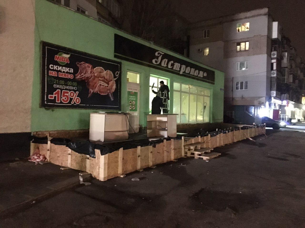 В Николаеве собираются демонтировать пристройку возле магазина, - ФОТО, фото-1