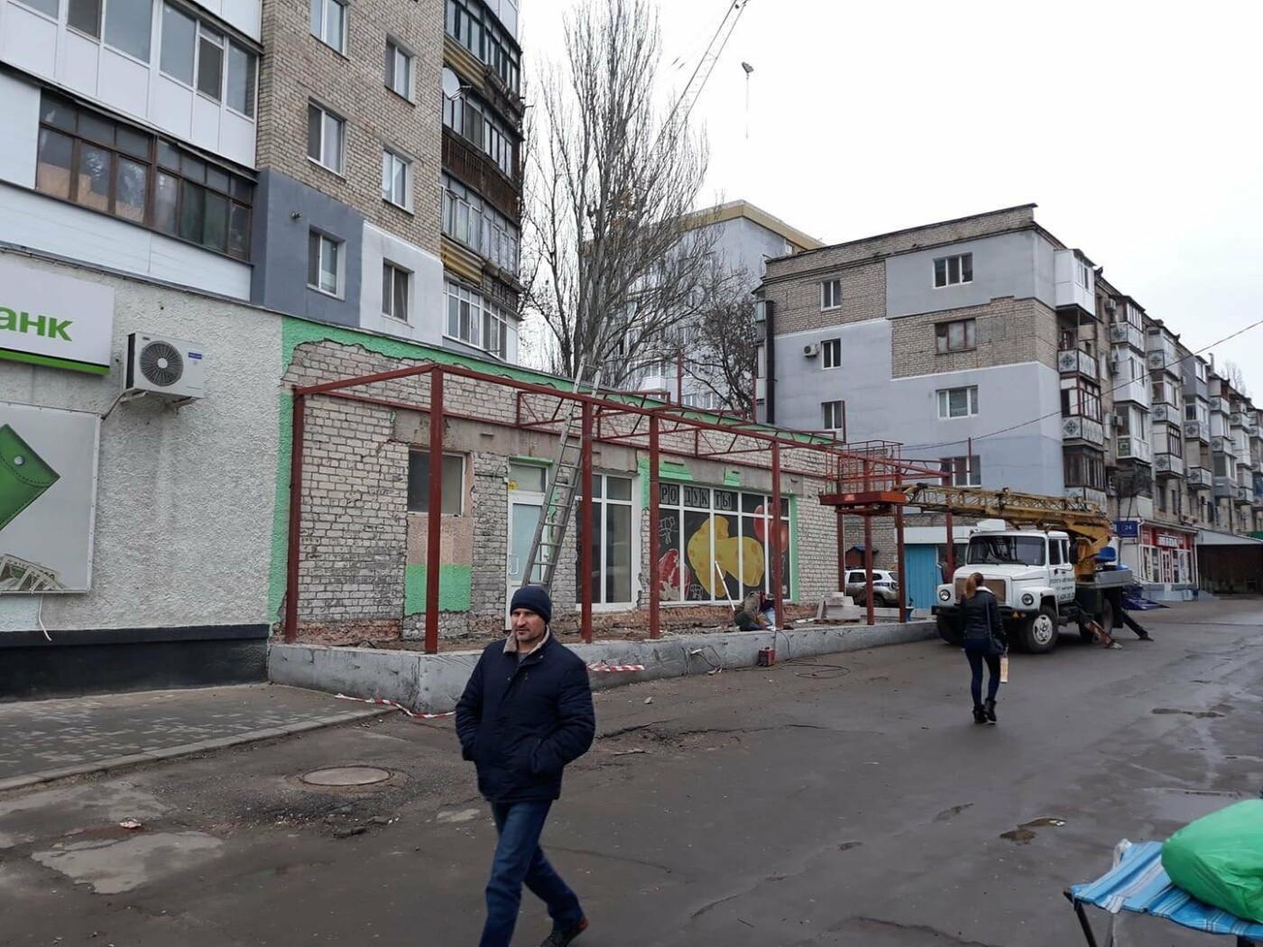 В Николаеве собираются демонтировать пристройку возле магазина, - ФОТО, фото-2