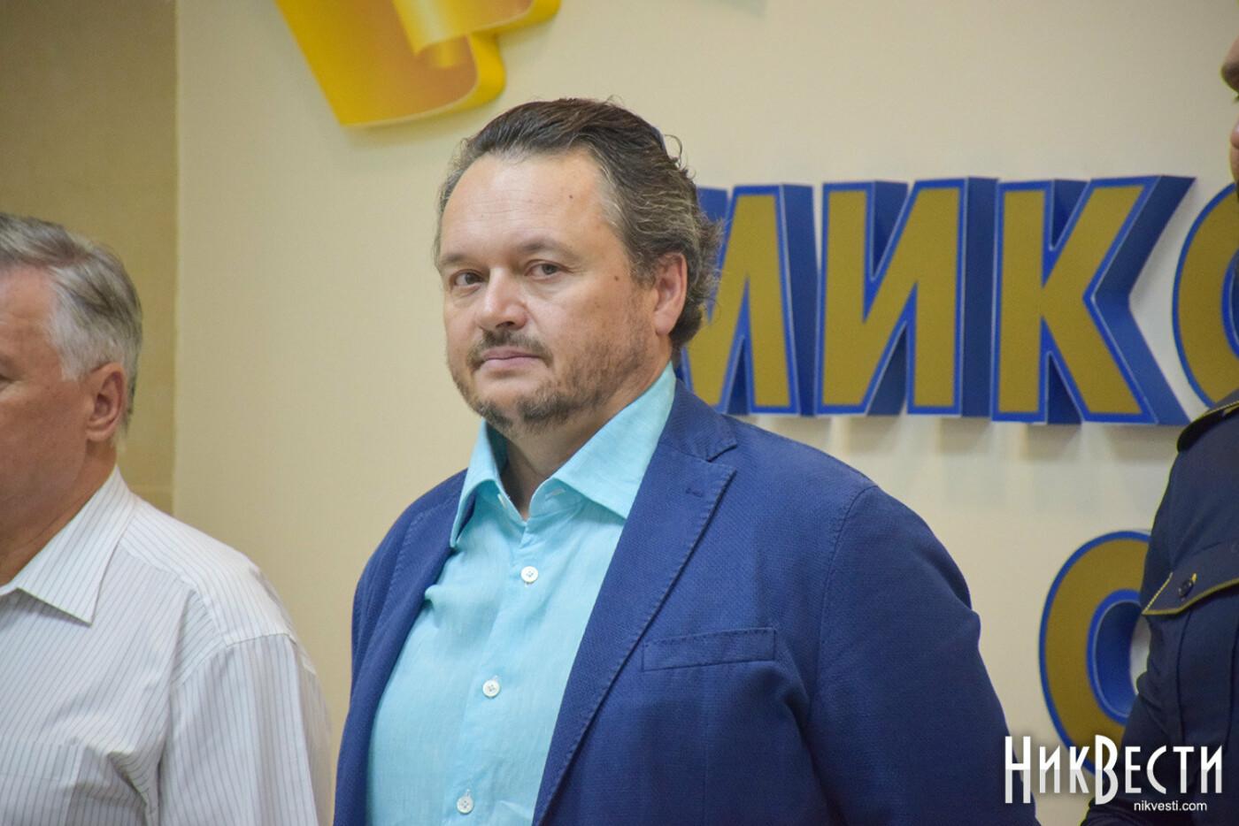 экс-губернатор Александр Садыков