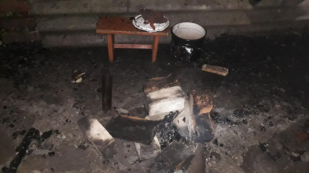 На Николаевщине мужчина спас двух несовершеннолетних детей во время пожара, - ФОТО, фото-3