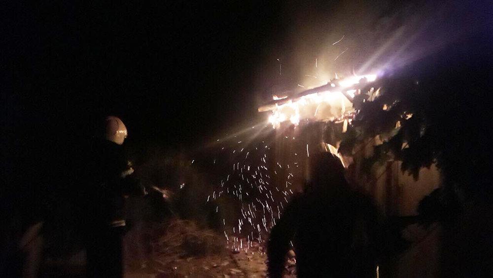 На Николаевщине мужчина спас двух несовершеннолетних детей во время пожара, - ФОТО, фото-2