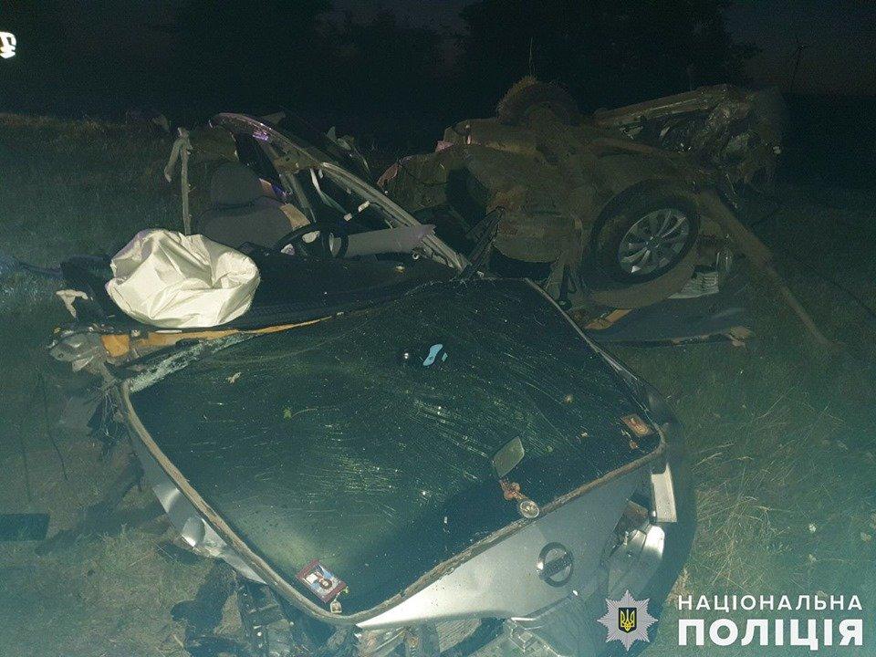 На Николаевщине в результате ДТП погибли два человека, - ФОТО, фото-1