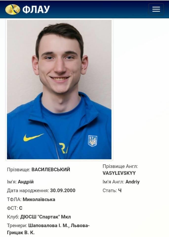 Николаевский спортсмен установил юниорский рекорд Украины на чемпионате по легкой атлетике, - ФОТО, фото-3