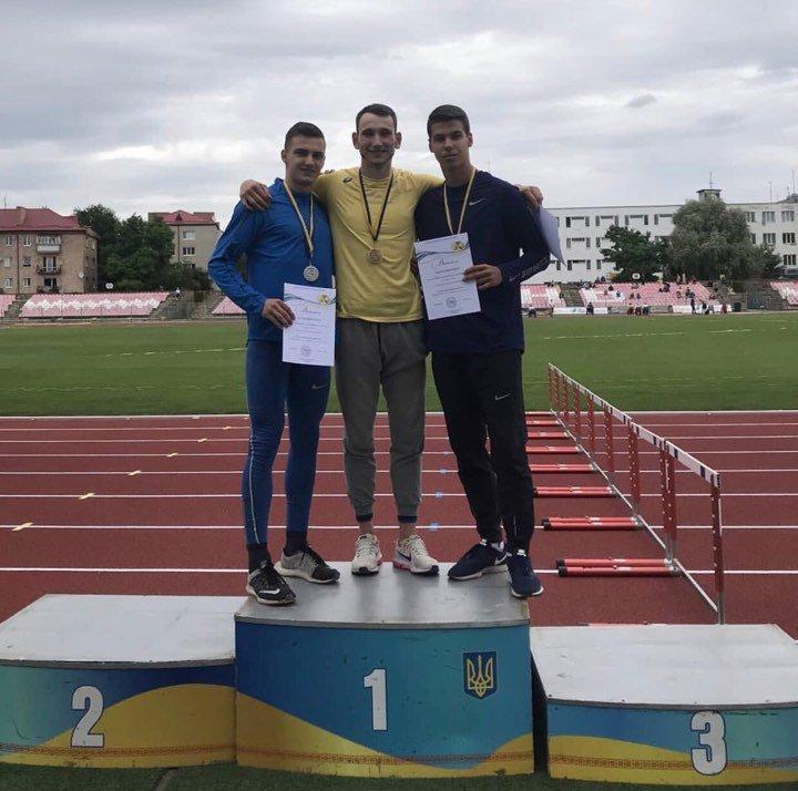 Николаевский спортсмен установил юниорский рекорд Украины на чемпионате по легкой атлетике, - ФОТО, фото-2