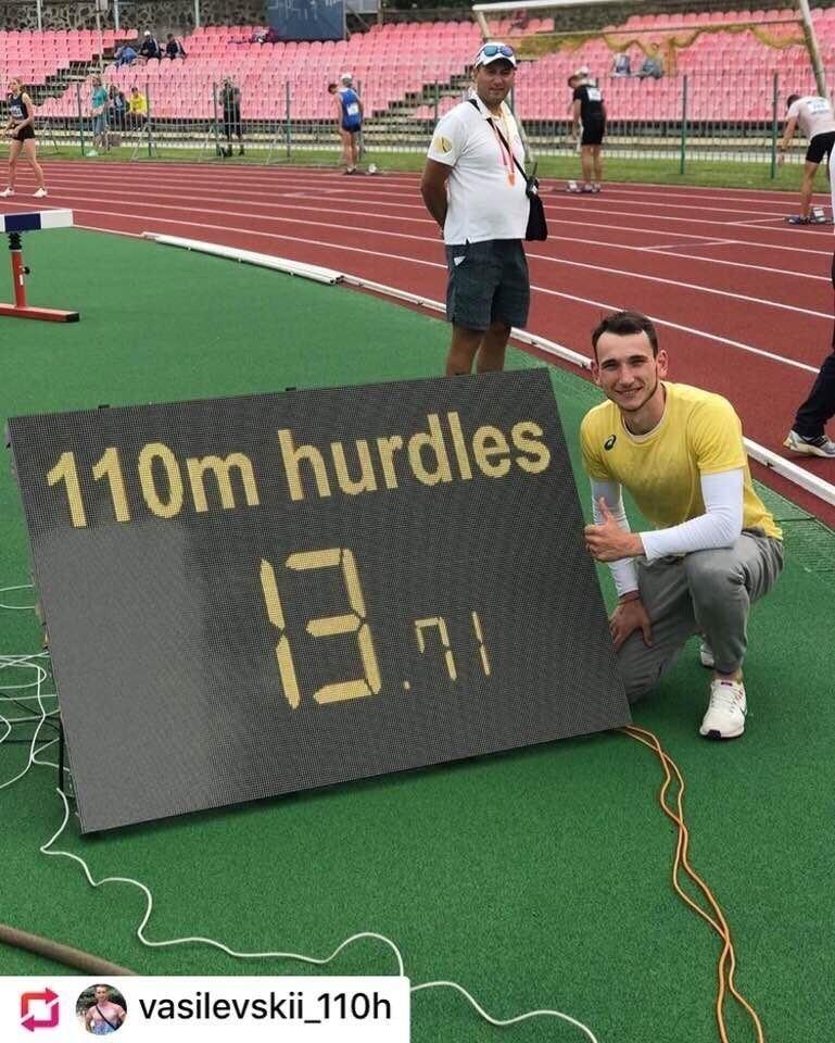 Николаевский спортсмен установил юниорский рекорд Украины на чемпионате по легкой атлетике, - ФОТО, фото-1