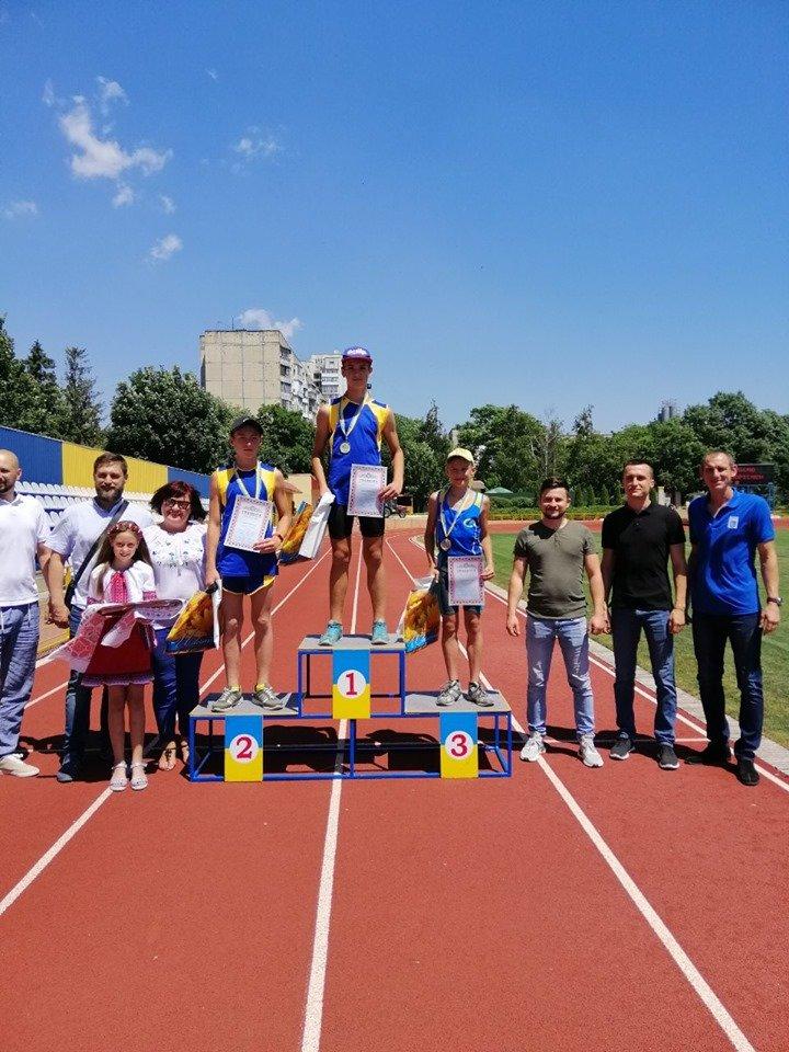Юные спортсмены из Николаева заняли призовые места на всеукраинских соревнованиях, - ФОТО, фото-1