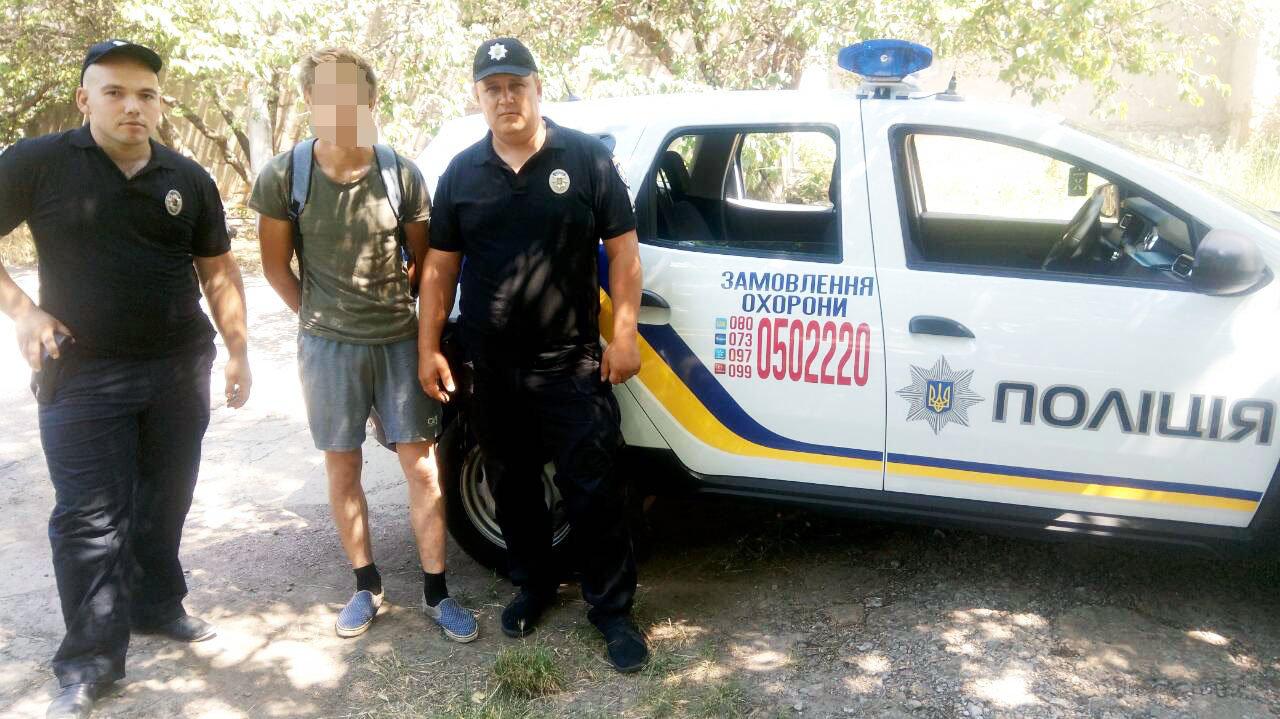 На Николаевщине задержали воров оконных рам, - ФОТО, фото-1