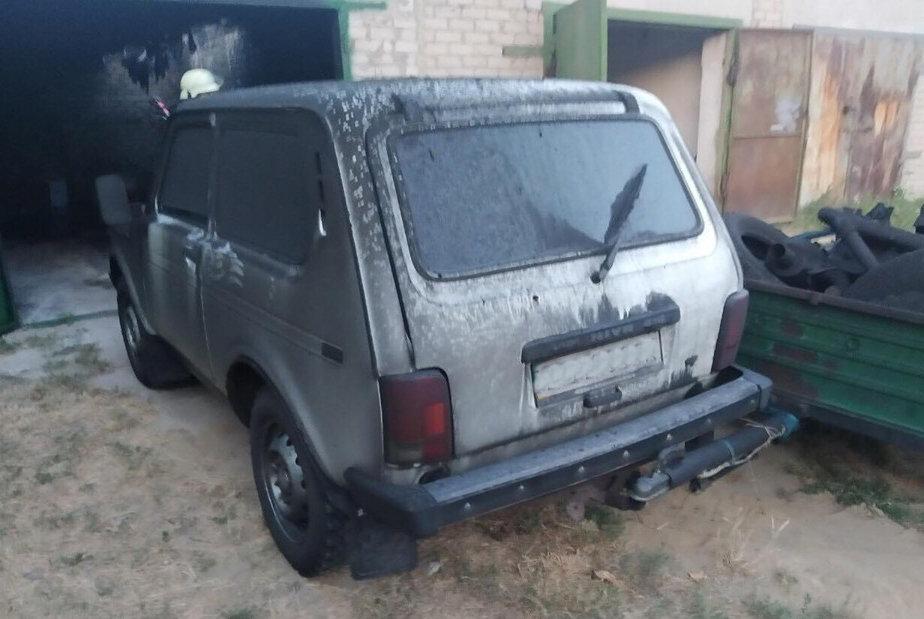 Спасатели Николаевщины потушили пожары двух гаражей и  автомобиля, - ФОТО, фото-2