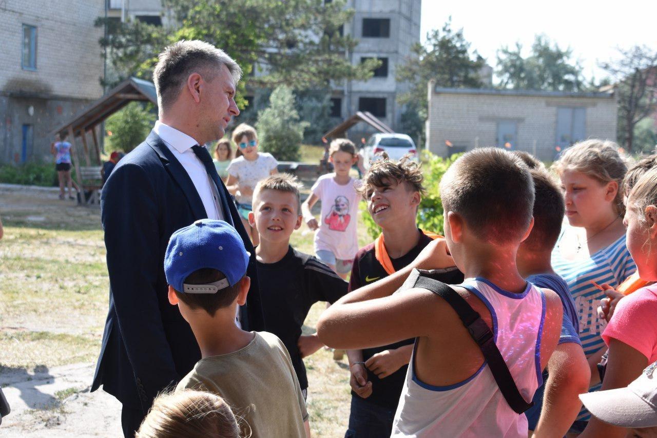 Николаевская ОГА закрывает оздоровительный лагерь «Салют» в Коблево, - ФОТО, ВИДЕО, фото-6