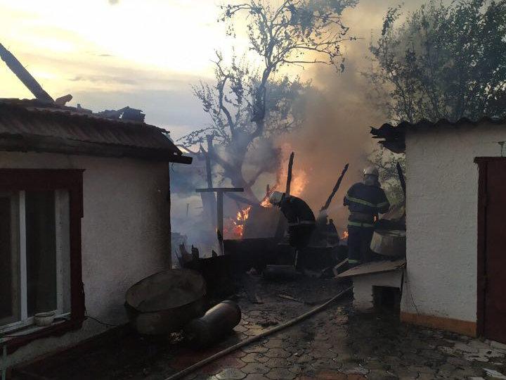 Спасатели Николаевщины ликвидировали 19 пожаров на открытых территориях, - ФОТО, фото-3