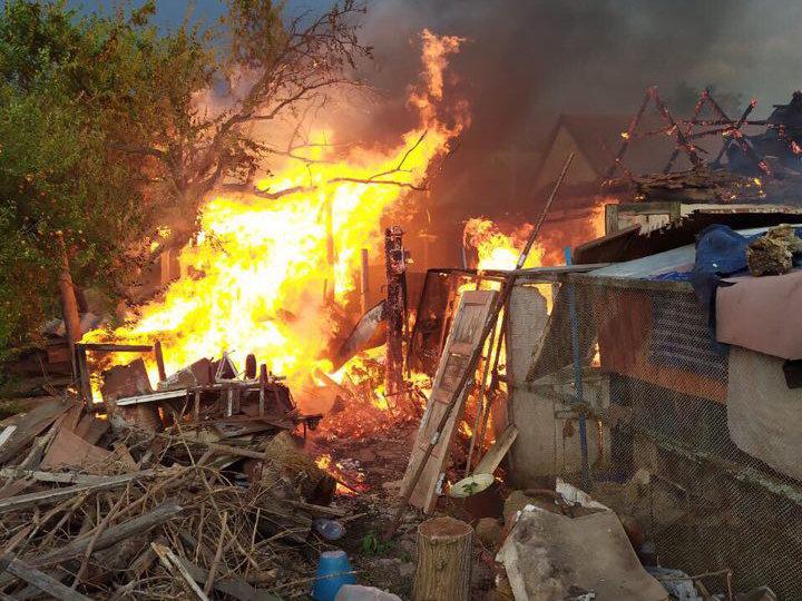 Спасатели Николаевщины ликвидировали 19 пожаров на открытых территориях, - ФОТО, фото-1