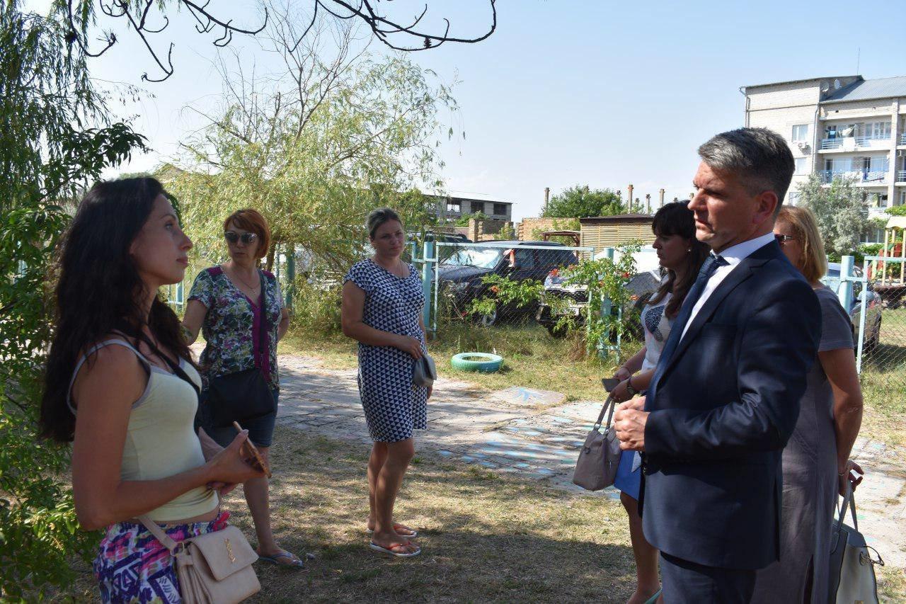 Николаевская ОГА закрывает оздоровительный лагерь «Салют» в Коблево, - ФОТО, ВИДЕО, фото-1