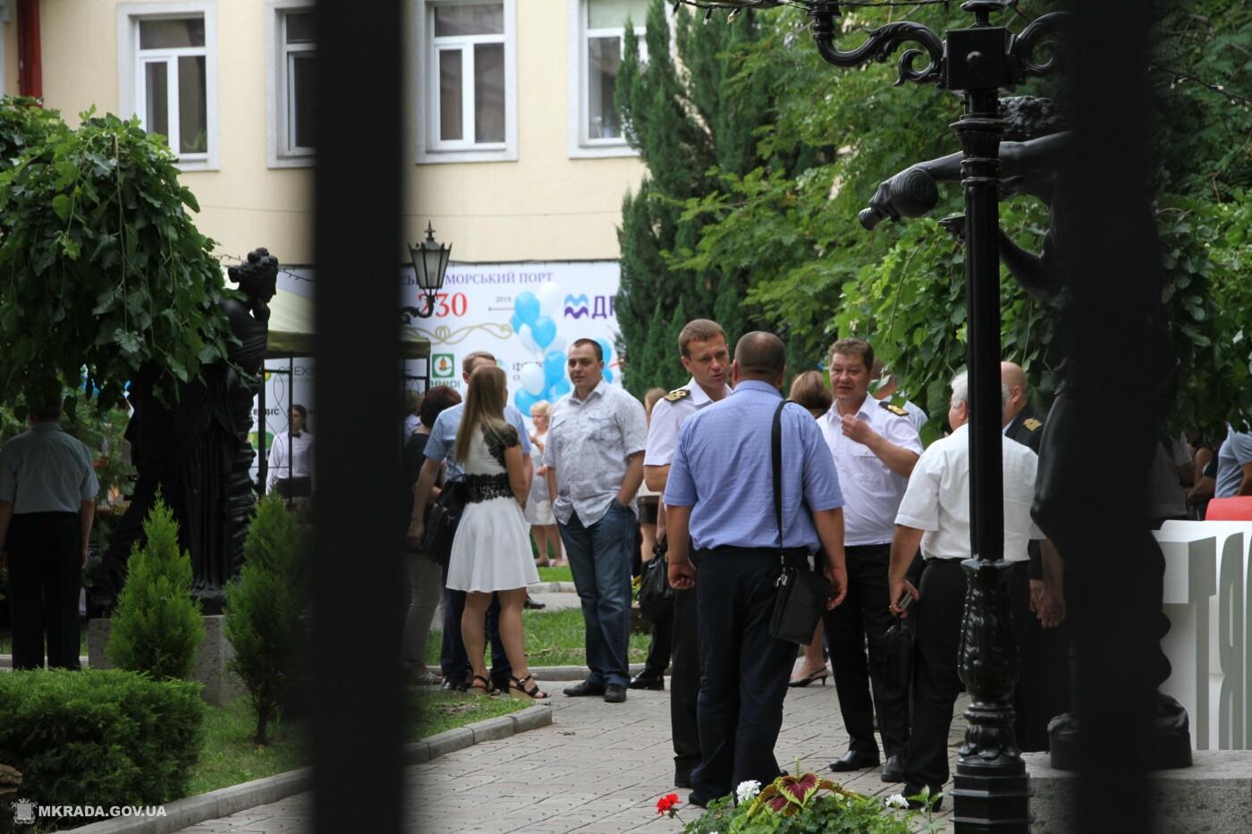 В Николаеве отпраздновали 230 годовщину основания Николаевского морского порта, - ФОТО, фото-9